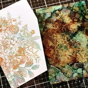 Tim Holtz®Alcohol Ink Lift-Ink Pad