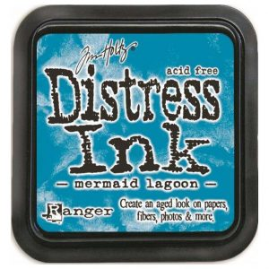 Tim Holtz® Distress Ink Pad Mermaid Lagoon