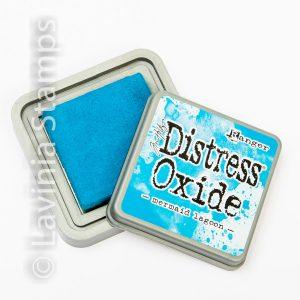 Distress Oxide Ink Pad - Mermaid Lagoon