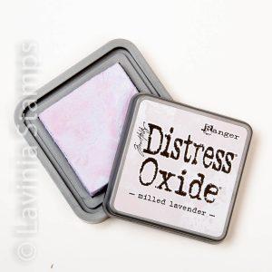 Distress Oxide Ink Pad - Milled Lavender