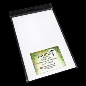 Multifarious Card - A5 White