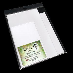 Multifarious Card - Multipack White