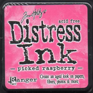 Tim Holtz® Distress Ink Pad - Picked Raspberry