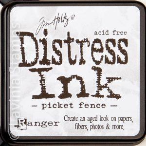 Tim Holtz® Distress Ink Pad - Picket Fence