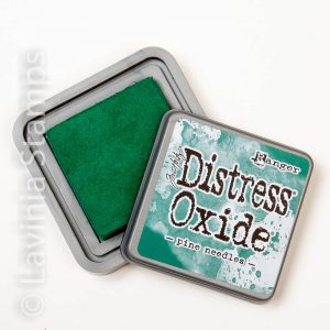 Distress Oxide Ink Pad - Pine Needles