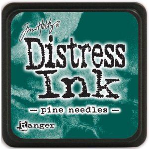 Tim Holtz® Distress Ink Pad - Pine Needles