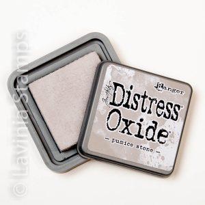 Distress Oxide Ink Pad - Pumice Stone