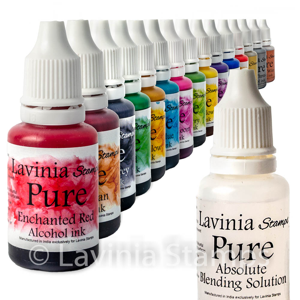 Pure Ink Collection