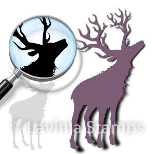Reindeer (cutting file)