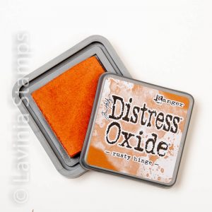 Distress Oxide Ink Pad - Rusty Hinge