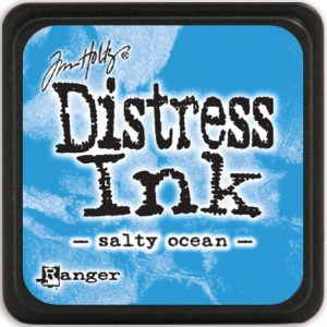 Tim Holtz® Distress Ink Pad - Salty Ocean