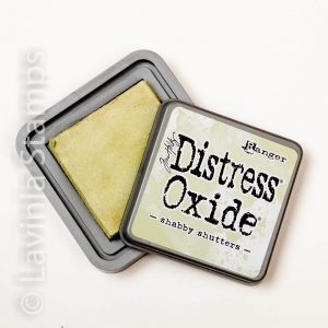 Distress Oxide Ink Pad - Shabby Shutters