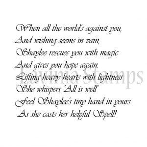 Shaylee's spell