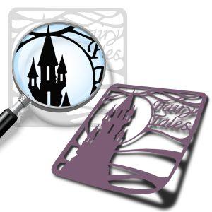 Silhouette Castle (cutting file)