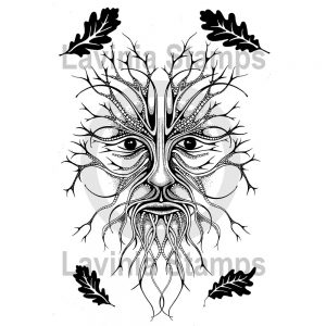 The Green Man (Small)
