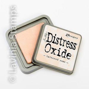 Distress Oxide Ink Pad - Tattered Rose