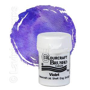 Brusho Inks - Violet