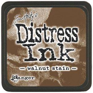 Tim Holtz® Distress Ink Pad - Walnut Stain
