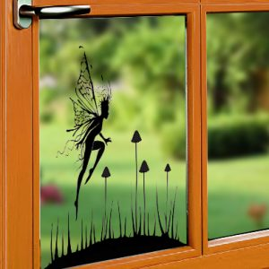 Window Cling - Meadow Fairy