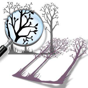 Woodland (cutting file)