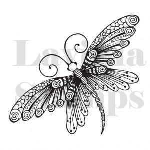 Zen Butterfly (digital)