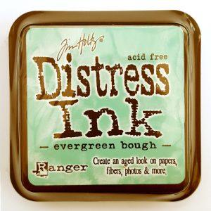 Tim Holtz® Distress Ink Pad - Evergreen Bough