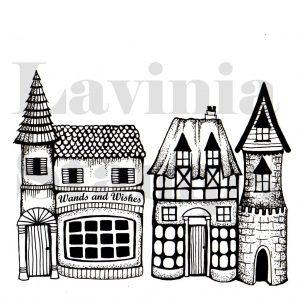 Fairy Houses (digital)