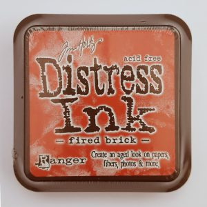 Tim Holtz® Distress Ink Pad - Fired Brick