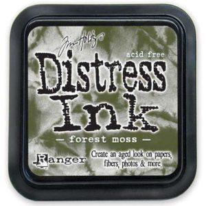 Tim Holtz® Distress Ink Pad - Forest Moss