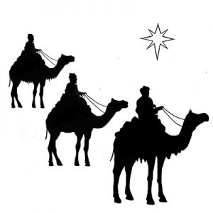 Three Kings and a Star