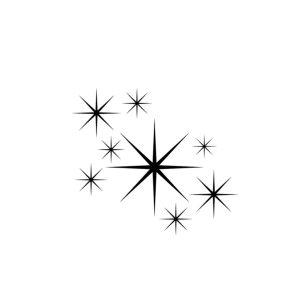 Stars 1 Miniature