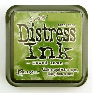 Tim Holtz® Distress Ink Pad - Mowed Lawn