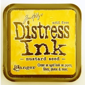 Tim Holtz® Distress Ink Pad - Mustard Seed
