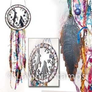 Fairy Dream Catcher Kit - A Story to Tell