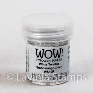 WOW! White Twinkle Glitter
