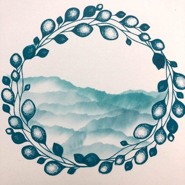 Karen Telfer Freinds Snow-3