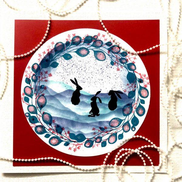Karen Telfer Freinds Snow-9