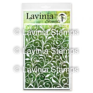 Leaf Trails - Lavinia Stencils