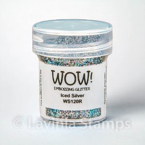 WOW! Iced silver