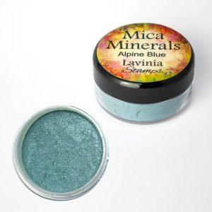 Mica Minerals - Alpine Blue