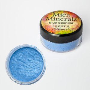 Mica Minerals - Blue Splendour