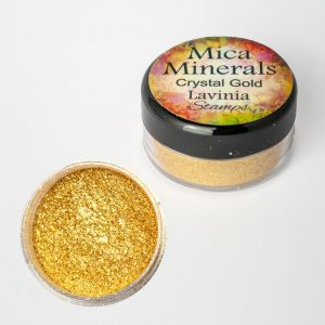 Mica Minerals - Crystal Gold