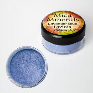 Mica Minerals - Lavender Blue