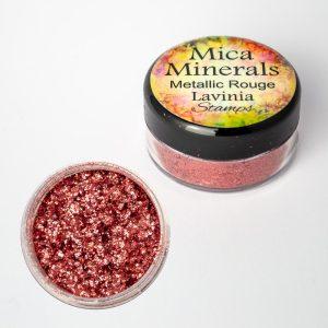 Mica Minerals - Metallic Rouge