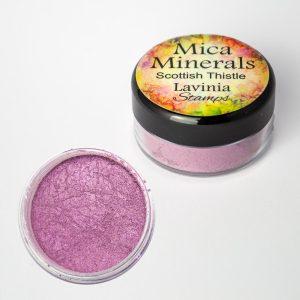 Mica Minerals - Scottish Thistle