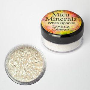 Mica Minerals - White Sparkle