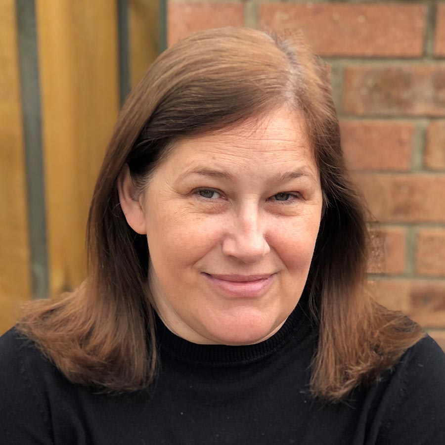 Susan Bradney headshot