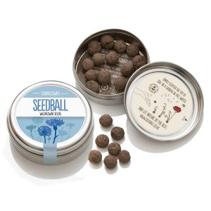 Cornflower Seedballs