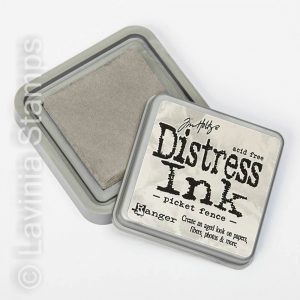 Tim Holtz® Distress Ink Pad - Picket Fence