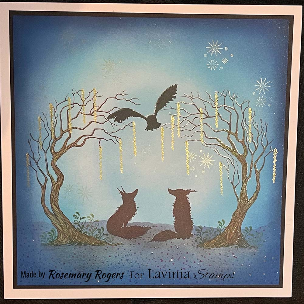 Rosemary Rogers - 1 starazing foxes